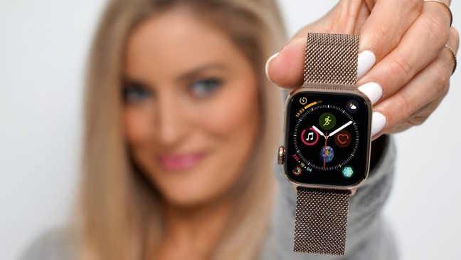 Beste smartwatch voor vrouwen in het algemeen: 40mm Apple Watch Series 4