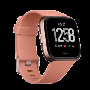 Fitbit Versa - Smartwatch voor dames