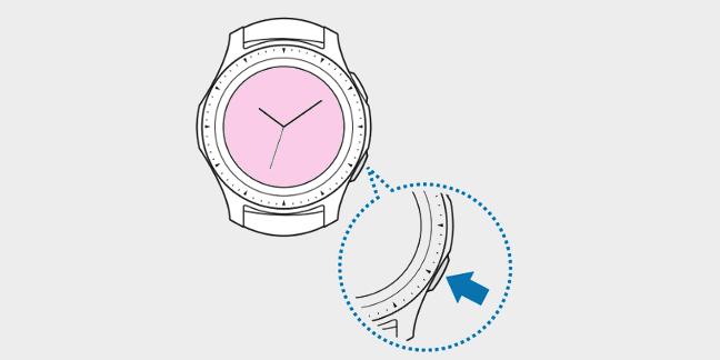 Samsung Galaxy Watch - Nederlandse handleiding