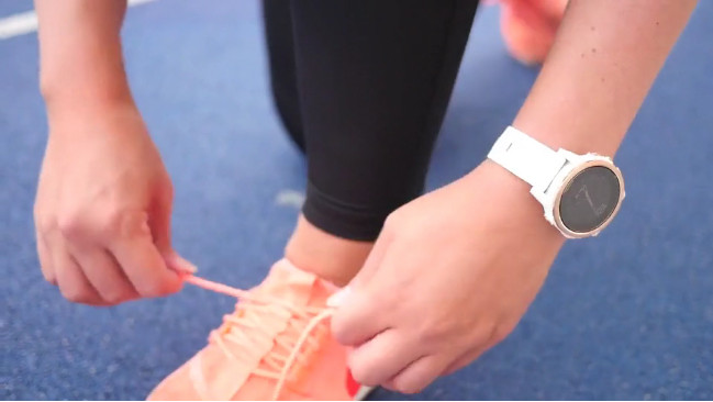 Fenix 5S Plus Sapphire Dames Smartwatch