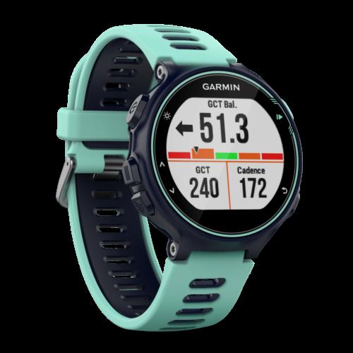 Garmin Forerunner 735XT GPS smartwatch voor dames