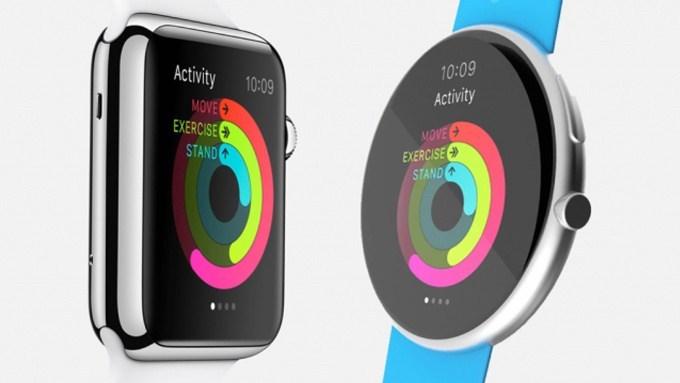Nieuwe Apple 5 Watch 2019 2020 ronde vorm