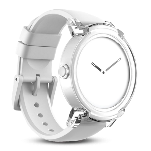 Ticwatch E - Smartwatch - Ice