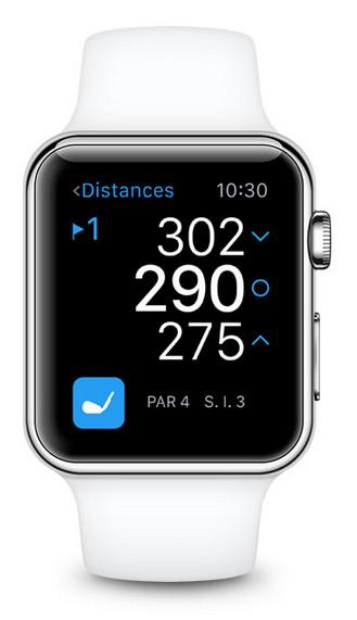 Apple Watch Series 4 - Smartwatch - Dames - Golf