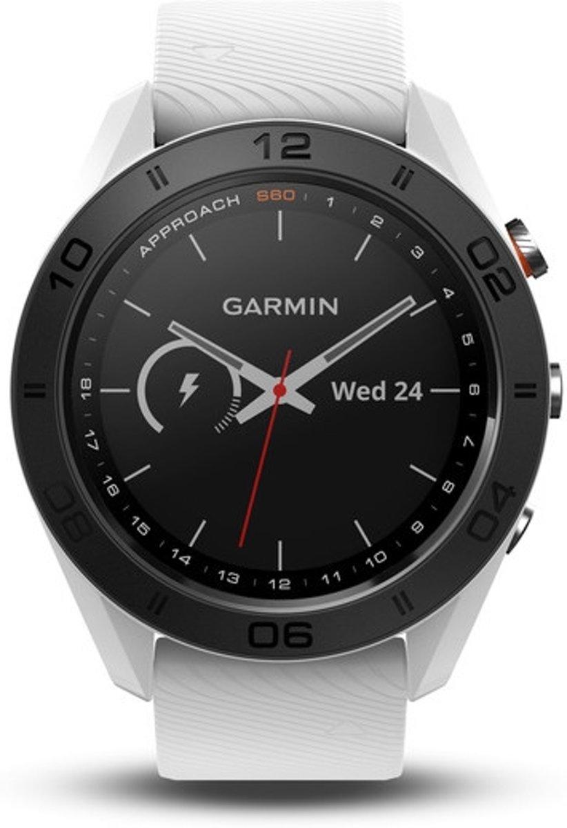Gar Approach S60 wh - Smartwatch - Dames - Golf