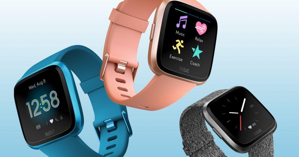 De beste dames smartwatch kopen - Fitbit Versa