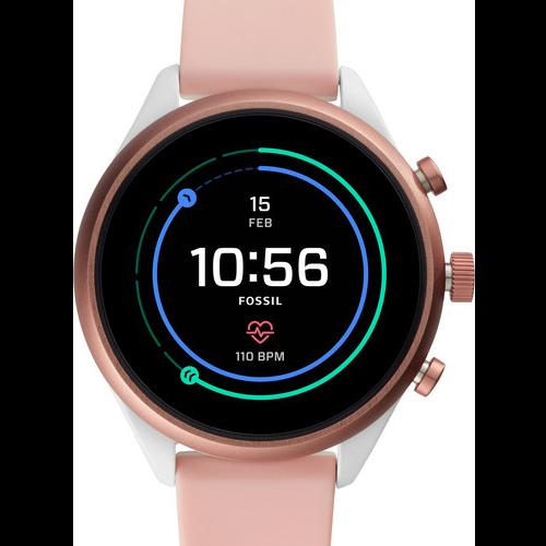 Fossil Sport Gen 4S FTW4019 - Dames Smartwatch - Roze - 2019
