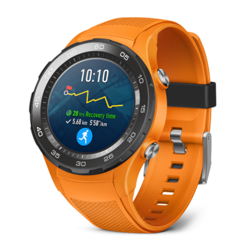 Huawei Watch 2 Sport - Smartwatch - Dames