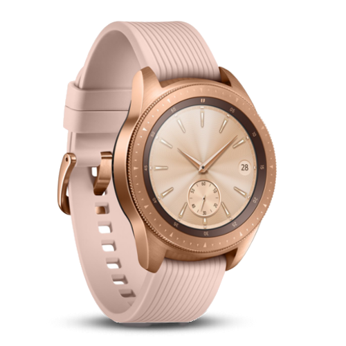Samsung Galaxy Watch - Dames Smartwatch - Rose Goud - 2019
