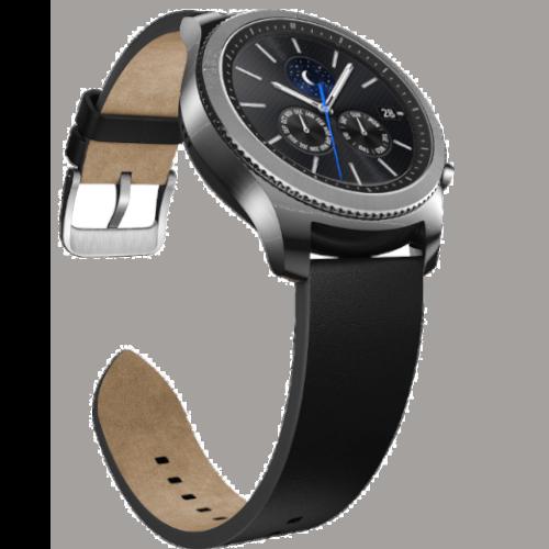 Samsung Gear S3 Classic - Smartwatch Dames - Zilver