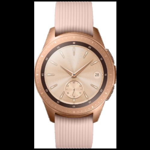 Samsung Galaxy Watch -Dames Smartwatch - Roségoud - 42mm