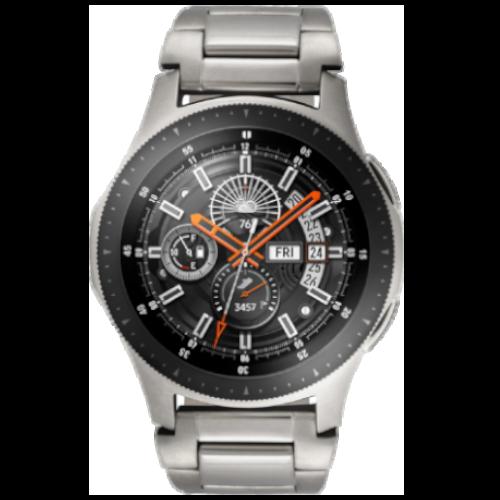Samsung Galaxy Watch - 46mm -Zilver -2018 - Special Edition