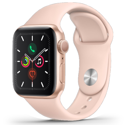 Apple Watch - Series 5 - Roze - 44mm
