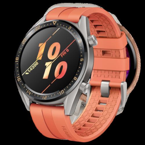 Huawei Watch GT 2 - Oranje - 46 mm