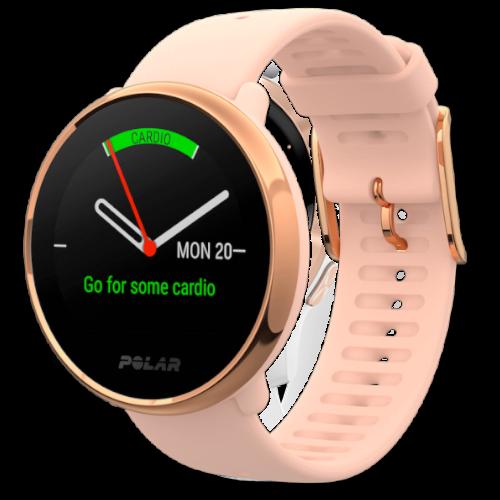Garmin Venu - Smartwatch - Beige/roségoud